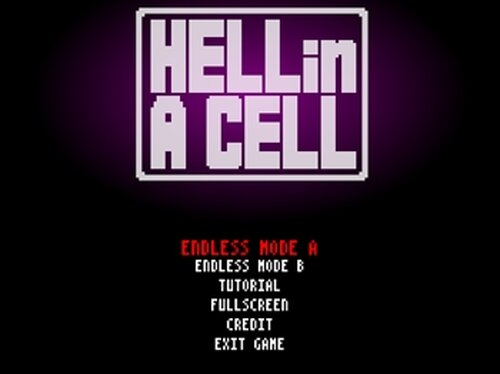 Hell in A Cell(試作版) Game Screen Shot2