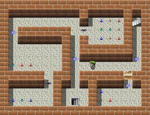 The Classical Dungeon Game Screen Shot3