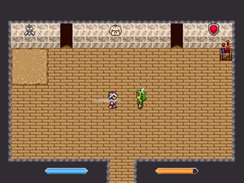 Action Fight Game Screen Shot