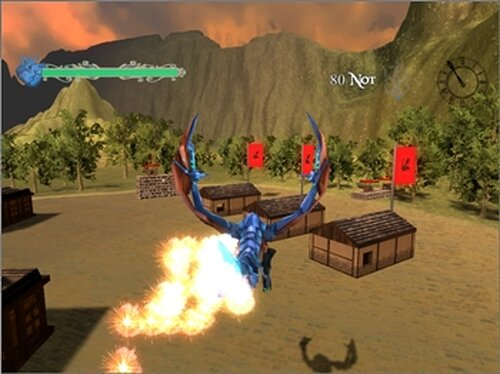 DragonAvenger Game Screen Shot4