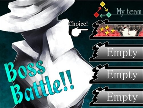 CCG~Clasp Capsule Ghost~ Game Screen Shot1