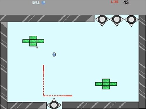DELINEATION BROCK -デリネーションブロック- Game Screen Shot3