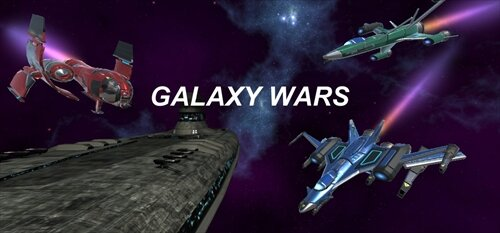 GALAXY WARS Game Screen Shot1