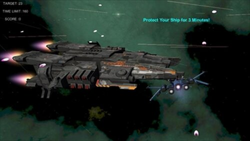 GALAXY WARS Game Screen Shot2