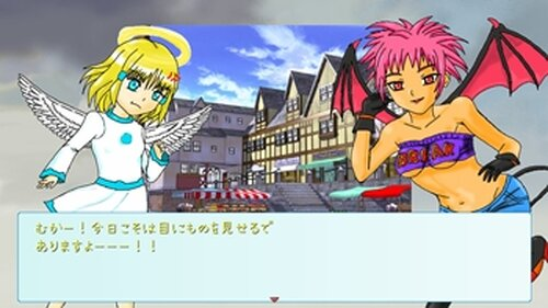 LOVE_SHOOTERラピィ Game Screen Shot3