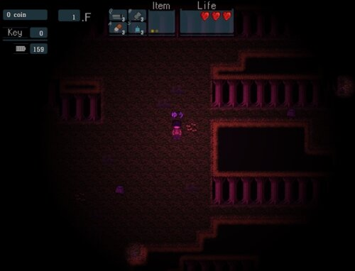 RxHpsychosis_D Game Screen Shot1