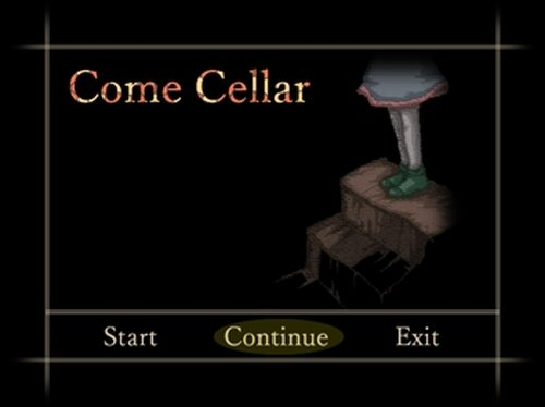 Come Cellar Game Screen Shots