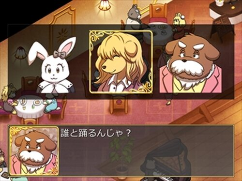 Sebastian and Little lady Butler of Truth Game Screen Shot3