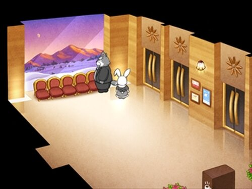 Sebastian and Little lady Butler of Truth Game Screen Shot5