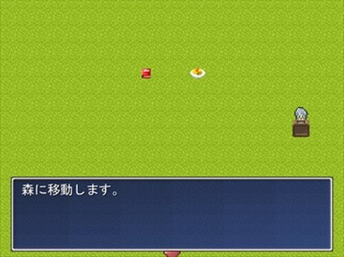 Survival from the edge of death(仮)死の淵からの生存 Game Screen Shots