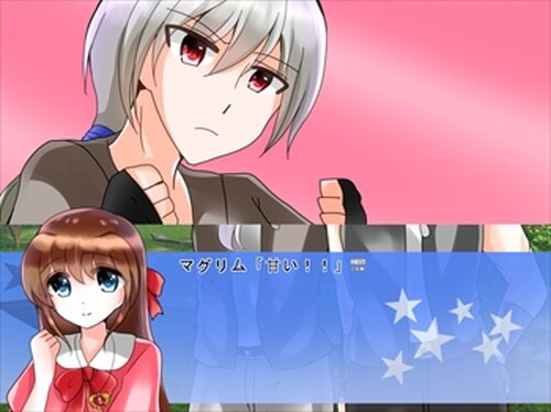 I fight for you and love. Game Screen Shot2