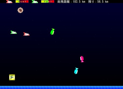 Twin Bombers Game Screen Shot3