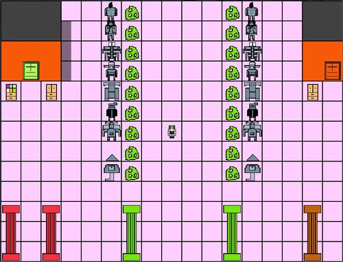 Puzzle50 Game Screen Shot1