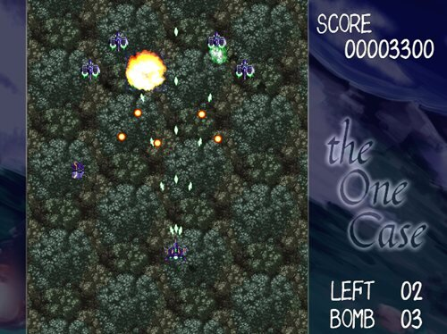 the one case Game Screen Shot1