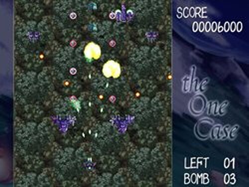 the one case Game Screen Shots