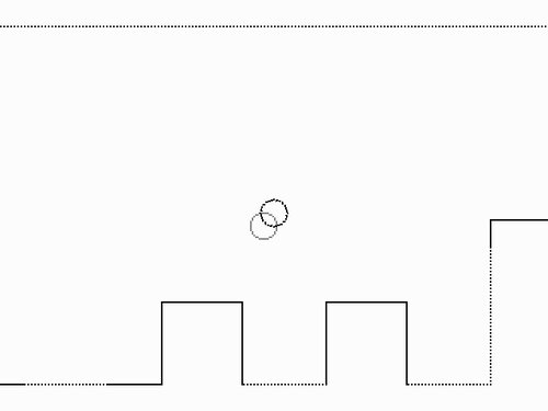 LINE BALL Game Screen Shot5