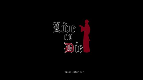 Live or Die Game Screen Shots