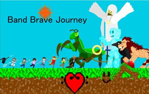Band Brave Journey Game Screen Shots