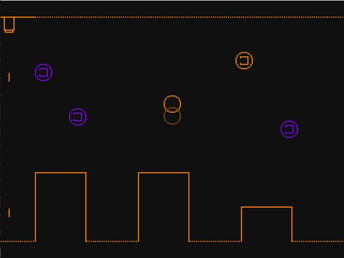 LINE BALL COLLECT Game Screen Shot4