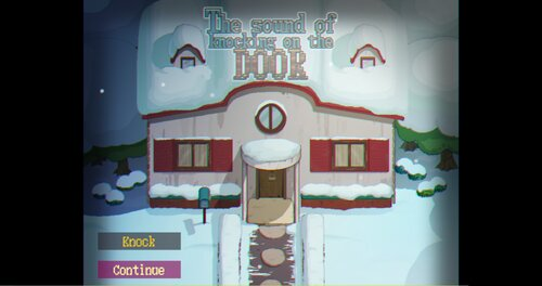 The sound of knocking on the DOOR Game Screen Shots