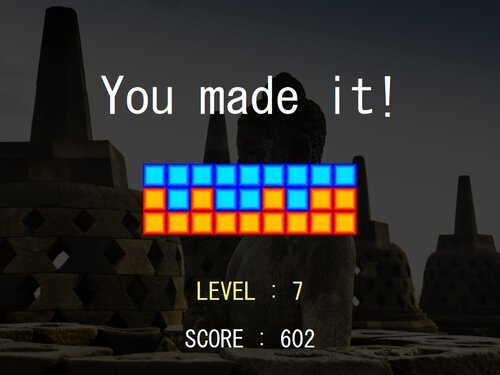 One-Key Puzzle Game Screen Shot3