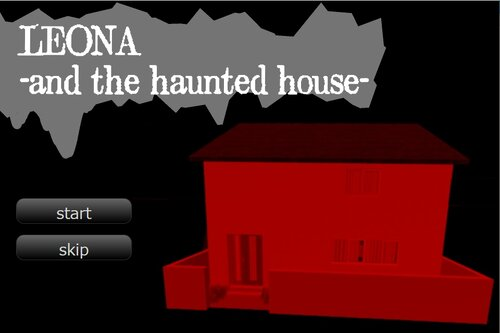 LEONA -and the haunted house- Game Screen Shots