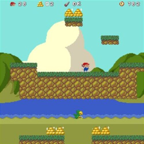 Drill Adventure 海賊の財宝 Game Screen Shot5