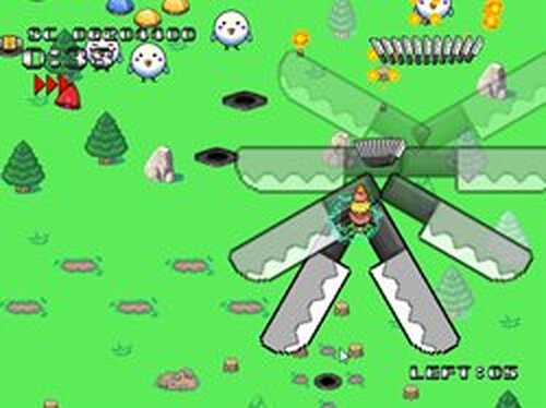 Caravan Star II Game Screen Shots
