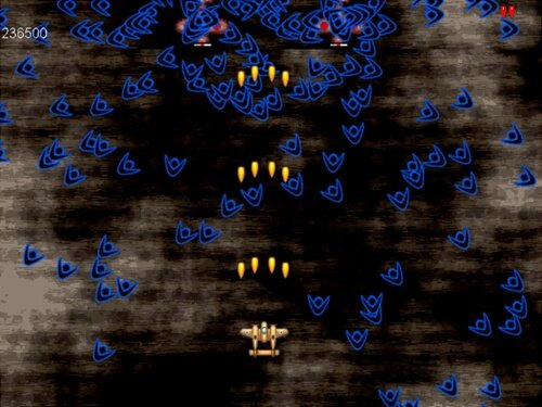 1945 the Bullet Hell Shooting Game Screen Shot1