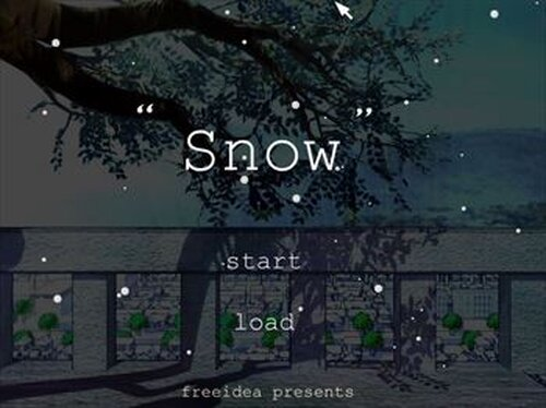 """Snow"" Game Screen Shot2"