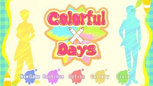 Colorful×Days Game Screen Shot2