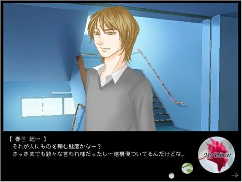 My Prince? Game Screen Shot1