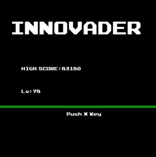 INNOVADER Game Screen Shot2