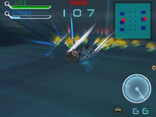 VirusBuster~疾風~ Game Screen Shot1