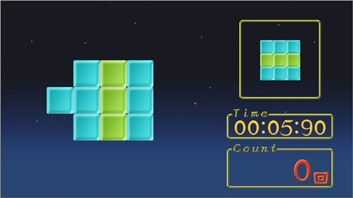 TRACE PUZZLE Game Screen Shot1