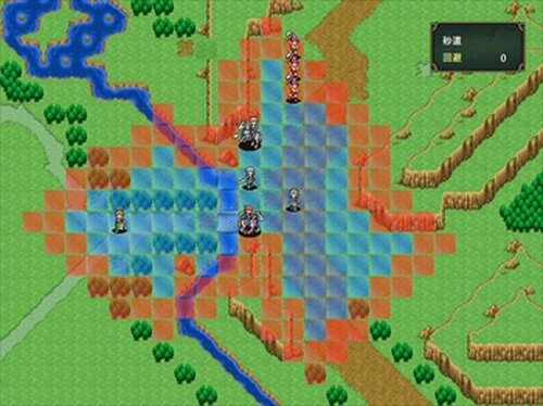 Roads to the Crown-ouverture- Game Screen Shot5