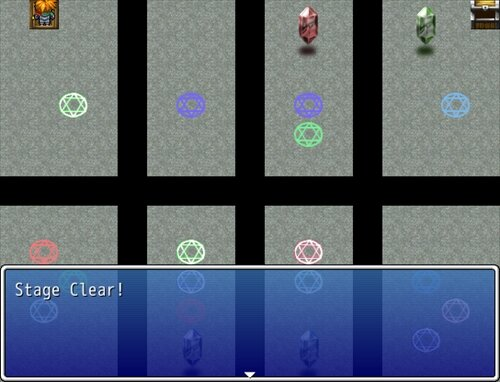 Mystery Tower Game Screen Shot1