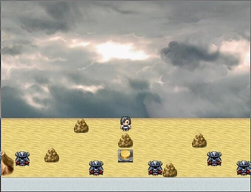 For Unlikely HEROES(β版) Game Screen Shot5